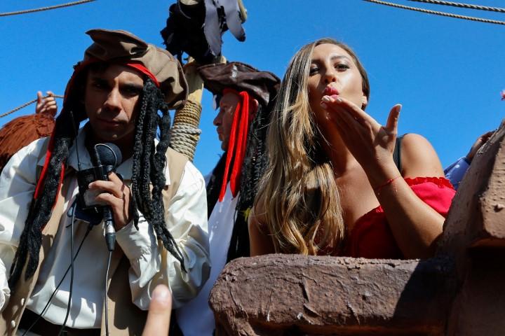 Trajes De Baño Vintage Vina Del Mar: su inscripción como candidata a reina del Festival de Viña del Mar