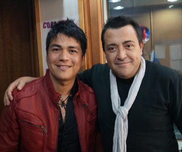 """Américo en """"La Mañana de Radio Corazón"""""""