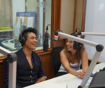 Américo en Radio Corazón