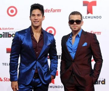 Chino y Nacho celebran su nominación al Billboard con nueva canción