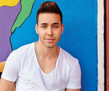 "Prince Royce comienza a cosechar éxitos con ""Back it up"""