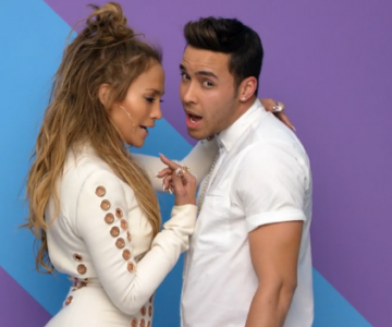 "Prince Royce estrena ""Back It Up"" con la bella Jennifer López"