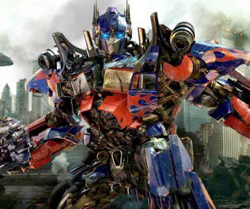 Participa por entradas para Transformers Animatronics