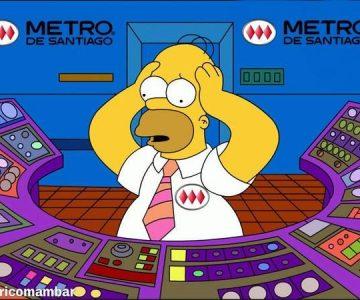 ¿Llegó tarde a la pega? Los mejores memes de la falla del metro
