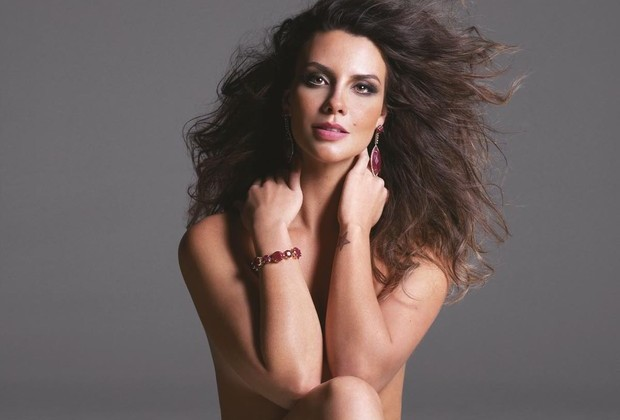Fotos desnudas de la actriz de Bollywood
