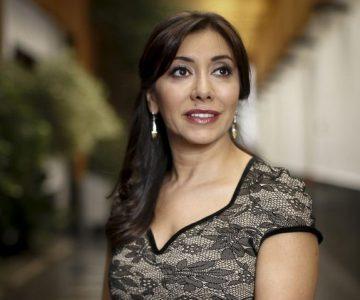 """""""La Jueza"""" Carmen Gloria Arroyo deslumbra con su figura en vacaciones"""