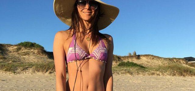 Tonka Tomicic se desató con fotos hot desde Brasil