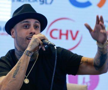 Nicky Jam promete tremendo carrete en su show en Viña 2016