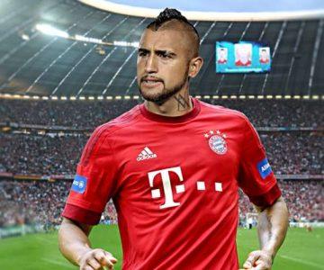 Arturo Vidal se habría pegado nuevo condoro en el Bayern