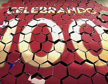 Cacha el video oficial de la Copa América Centenario