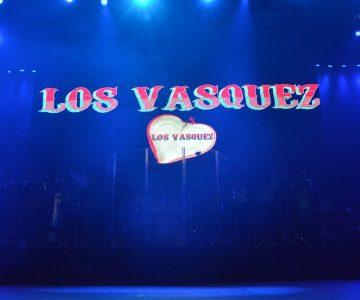 Los Vásquez abren #LaGranNocheCorazon 2016
