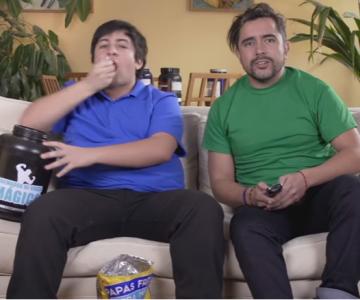 Mira el nuevo video de Woki Toki pa bajar de peso