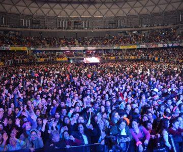 La fiesta sigue en Movistar Arena!