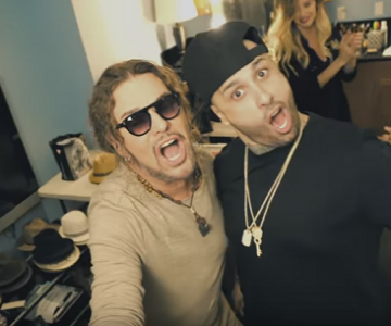Nicky Jam lanza nuevo videoclip colaborando con Maná