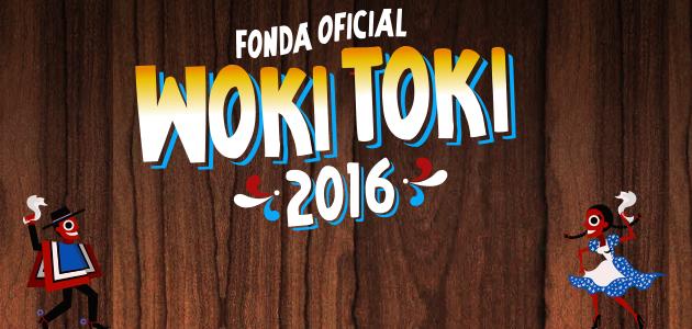 Ya tenemos ganadores de entradas a la Fonda Woki Toki