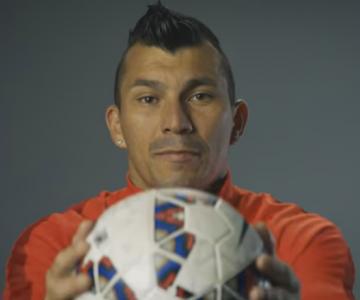 Mira la campaña que hicieron los jugadores de La Roja