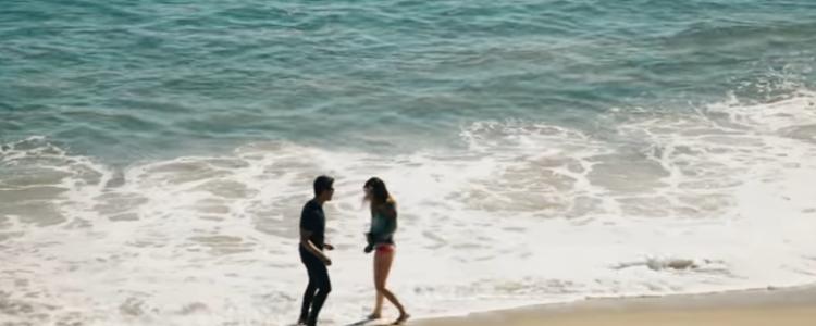 Mira aquí el videoclip de Américo junto a María Colores