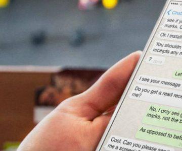 WhatsApp permitirá cancelar el envío de mensajes