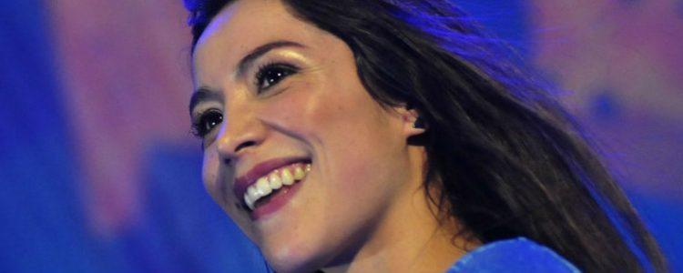Loreto Aravena se ganó varios piropos con atrevido piquero