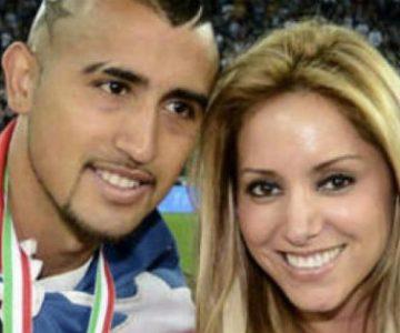 El tierno saludo de cumpleaños que Arturo Vidal le mandó a su esposa