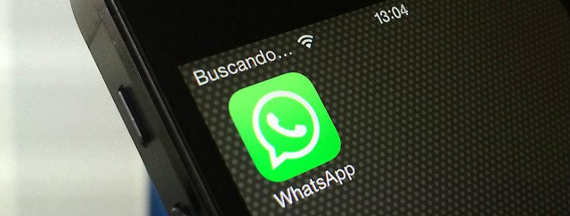 conversaciones borradas en WhatsApp