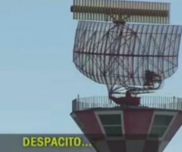 Piloto interrumpió comunicaciones de aeropuerto argentino por cantar Despacito