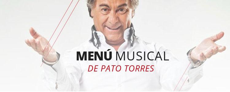 Menú Musical