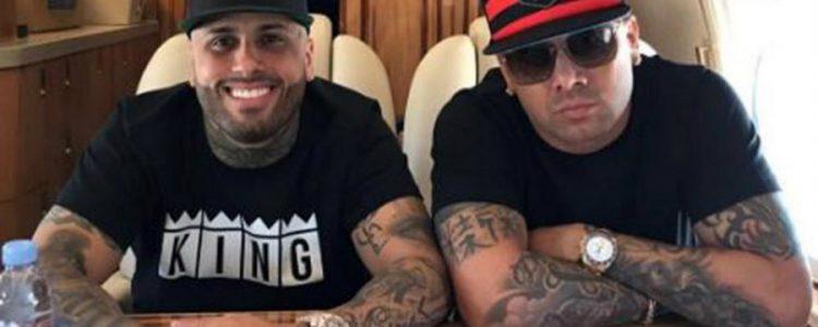 ¡Nicky Jam y Wisin estrenan su nuevo vídeo!