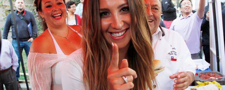 Nicole Moreno volvió de vacaciones a Brasil tras crisis de pánico