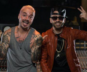 Yandel y J Balvin se juntan para lanzar nueva canción