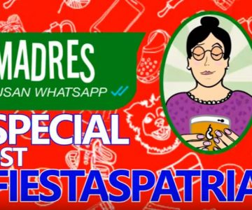 Estos son los mejores audios de WhatsApp que enviaron las mamás en Fiestas Patrias
