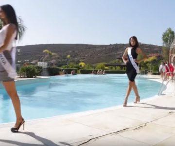 El vergonzoso chascarro que vivió una aspirante a Miss Universo