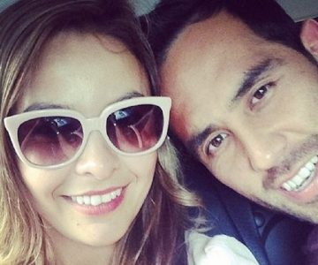 El polémico mensaje de la esposa de Claudio Bravo