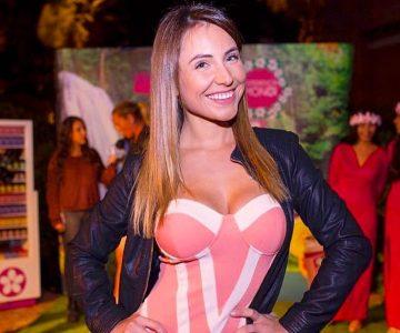 Ángela Duarte protagonizó videoclip de reggaetón