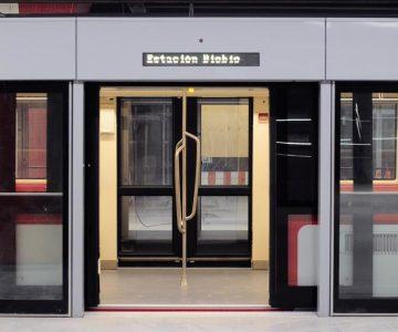 Usuario de Línea 6 del Metro reporta primer rayado en un vagón
