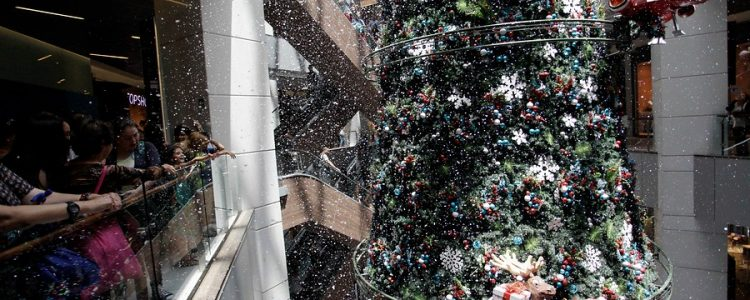 Centros comerciales estarán cerrados antes de Navidad
