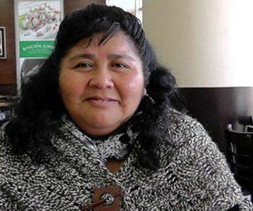 Emilia Nuyado Ancapichún, la primera mujer mapuche en llegar al Parlamento