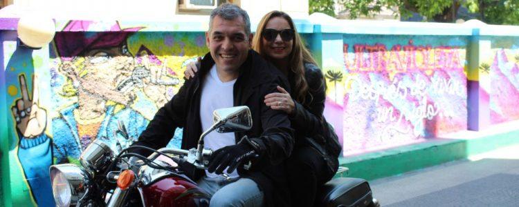 #CONCURSO: Gana una Moto Chopper 150 con Corazón y Park Motors