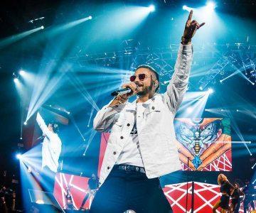 Maluma grabará videoclip junto a famoso futbolista