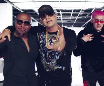 Cacha el nuevo videoclip de Wisin