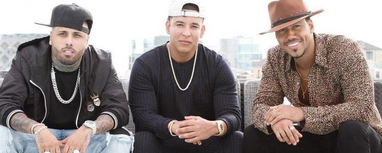 """Romeo Santos, Daddy Yankee y Nicky Jam luchan por conquistar una joven """"Bella y sensual"""""""