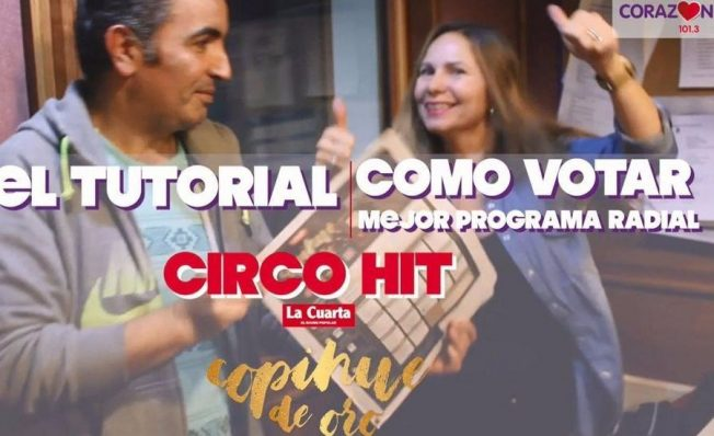 Tutorial Circo Hit / Copihue de Oro