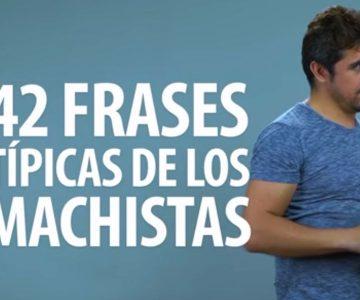 """""""42 frases típicas de los machistas"""" según Woki Toki"""