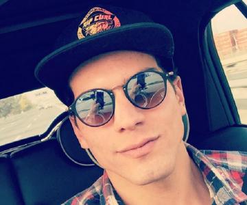 Ignacio Lastra reapareció en redes sociales tras accidente
