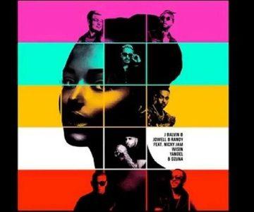 """J Balvin y Jowell & Randy lanzan Remix de """"Bonita"""""""