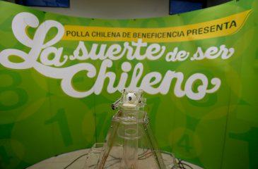 La Suerte de ser Chileno