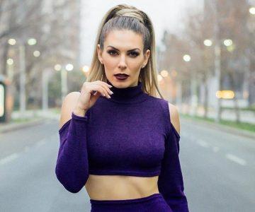 "La criticada ""broma"" de Eugenia Lemos a Nicole Moreno"