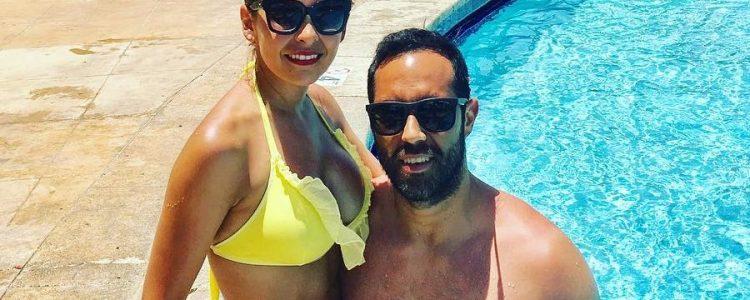 Esposa de Claudio Bravo publicó tierna foto de sus hijos