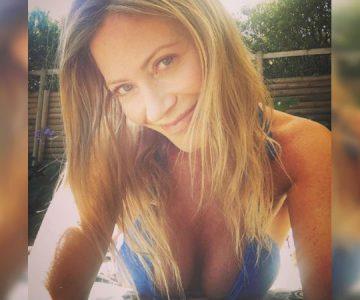 Marcela Vacarezza sacó suspiros en Instagram con sensual imagen en bikini