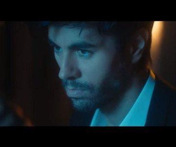 Enrique Iglesias lanza nuevo videoclip junto a Bad Bunny